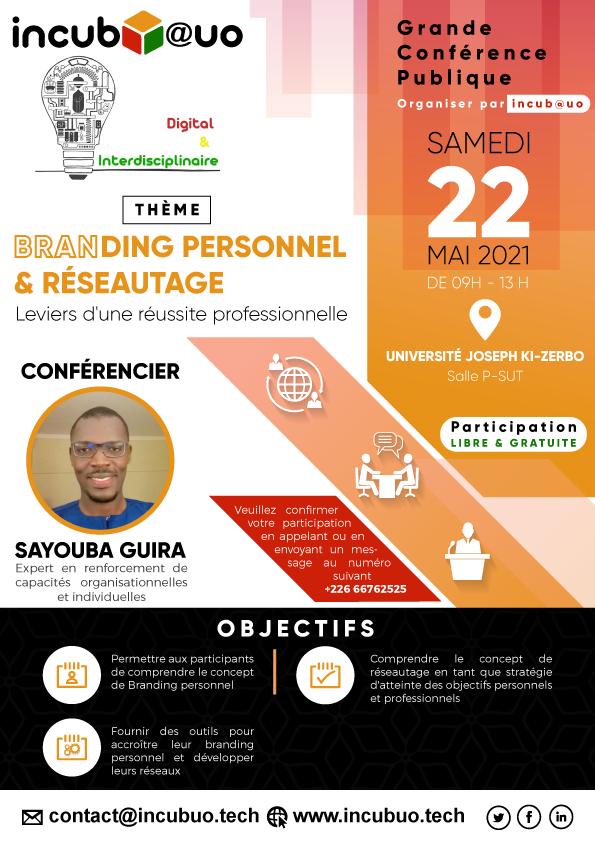 Branding personnel et réseautage